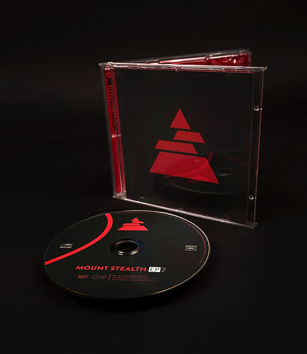 MOUNT STEALTH 'EP2' | CD