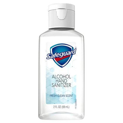 Safeguard Fresh Clean Scent Alcohol Hand Sanitizer 59mL