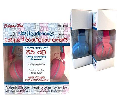 Eclipse Pro Kid's Volume Safe Headphones