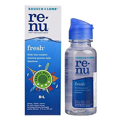Bausch + Lomb Renu Fresh Multi-Purpose Solution 60mL