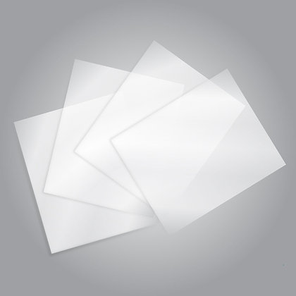 All Purpose Antimicrobial Transparent Sheets / 5 X 15.75″ X 20″