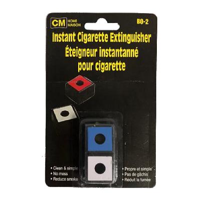 2 PAK INSTANT CIGARETTE EXTINGUISHER
