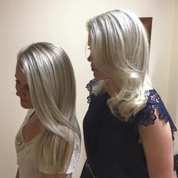 Creamy blondes