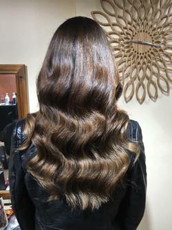 Hair on Point 👌🏻