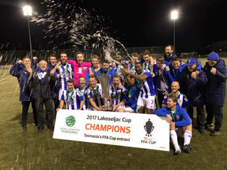 OLYMPIA FC QUALIFY FOR THE FFA CUP
