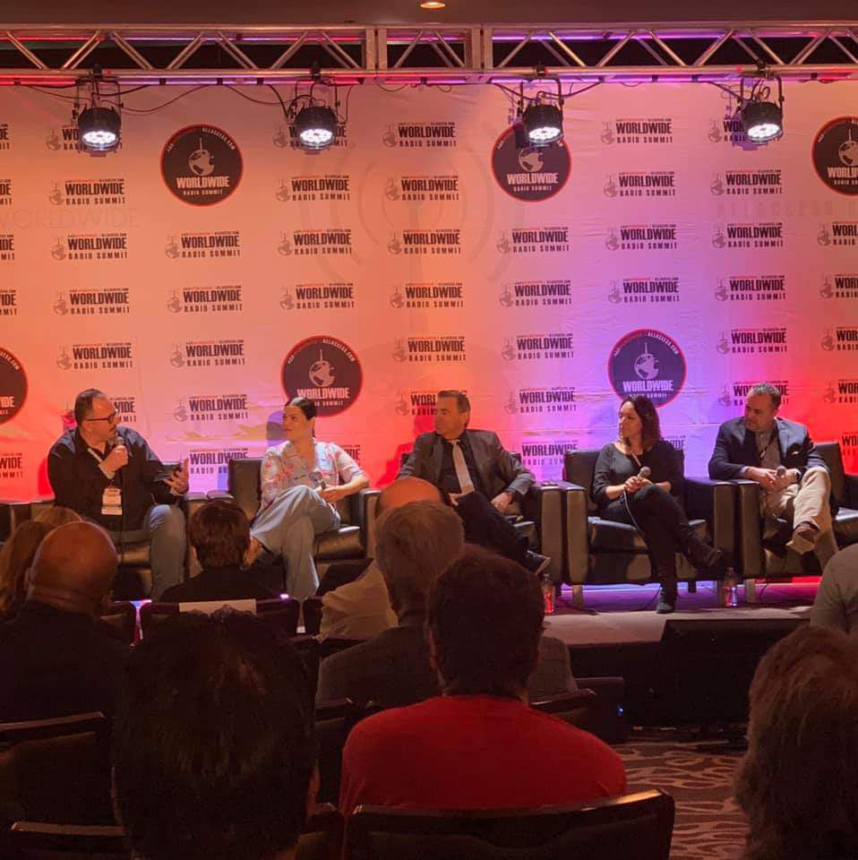 The WWRS Voiceover Panel