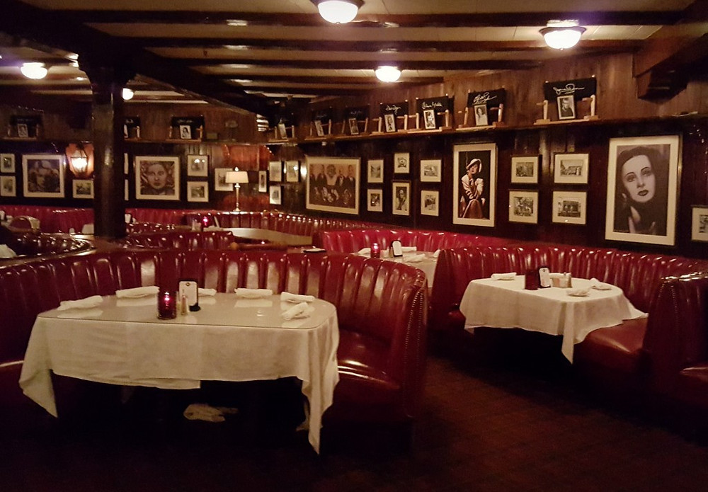 Dining room at The Smokehouse