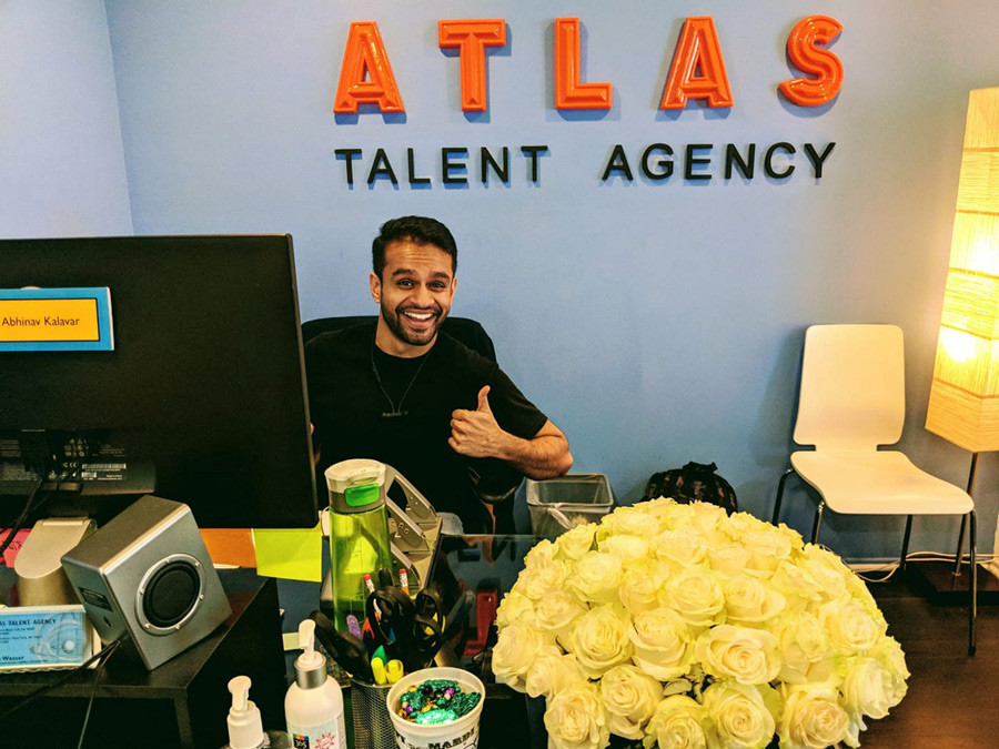 Team Atlas Reception, LA