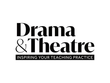 BRAVA features in Drama & Theatre Magazine