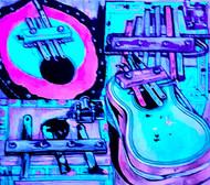 Thumb Pianos UV