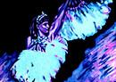 Burlesque Dancer - Pink