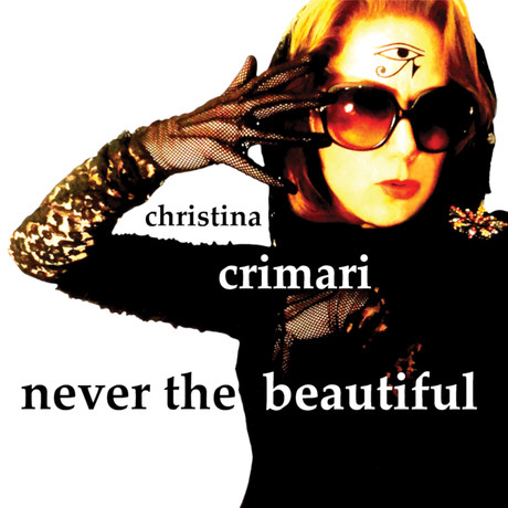 Never The Beautiful single cover