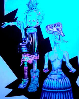 2 Queens UV