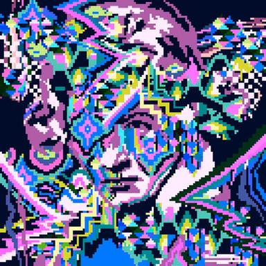Beethoven Purple/ Green