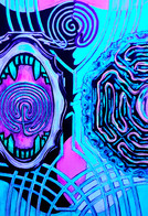 Labyrinths UV