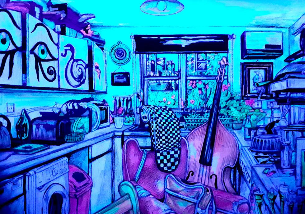 Kitchen UV