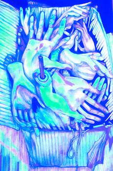 Hands UV