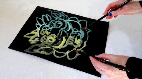 2-Handed Painting