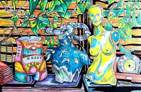 Torsos & Garden