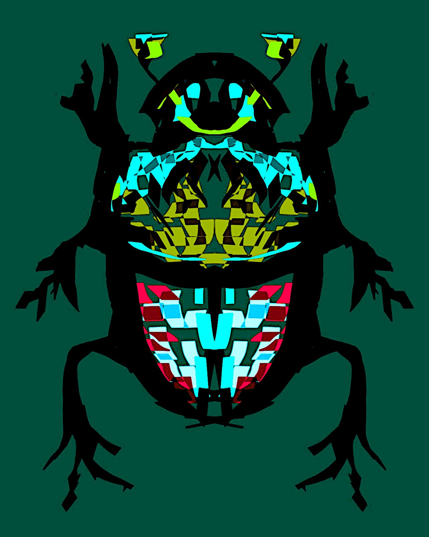 Beetle Green