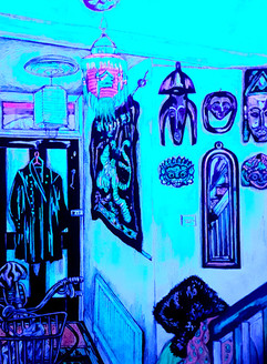 Entrance Hall UV