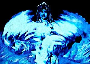 Burlesque Blue