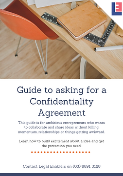 2019-05-09 Guide to asking for a confide