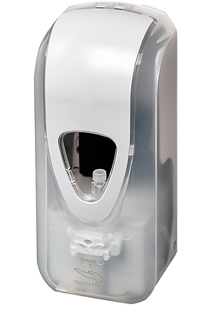 Touch-free Hand Sanitizer, Touch-free Seat Cleaner