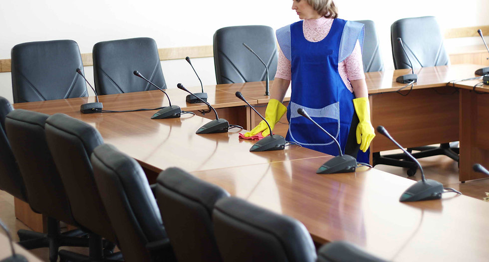 Commercial-Cleaning-Is-There-Daylight-At