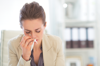 Combat Flu Germs in Your Office Restroom