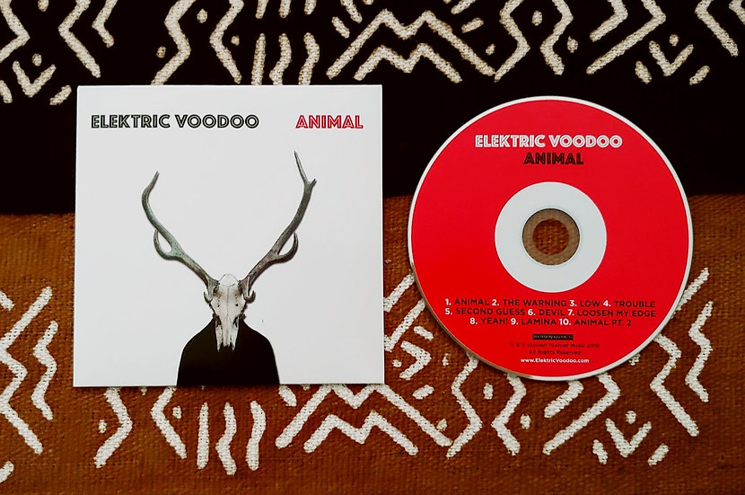 Elektric Voodoo - Animal - CD