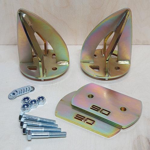 D90 Rear Upper Relocation Cones (FITS 90-D1-D2-RRC)