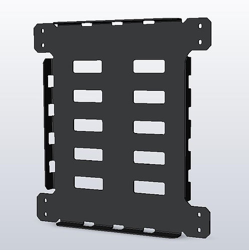 Jerry Can Cargo Mount Plate