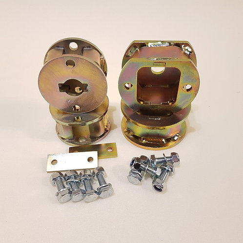 """Discovery 2 Air Suspension 50mm ( 2"""" inch ) lift Block Set of 4"""