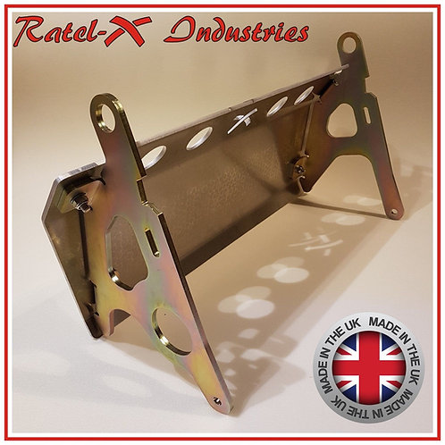 Defender Aluminium Steering Guard - RHD
