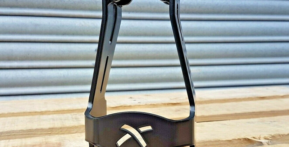 Discovery 2 Xtreme Shock Turret standard front view