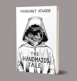 'The Handmaid's Tale' Book Cover