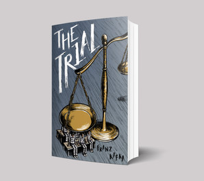 'The Trial' Book Cover
