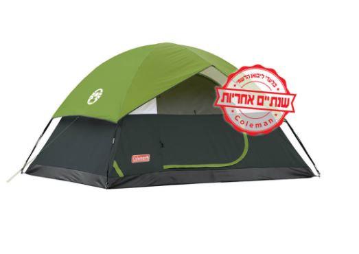 SUNDOME אוהל ל-6