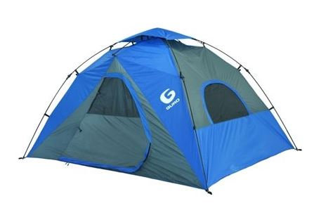 אוהל פנורמה 4 - הקמה מהירה
