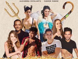 Preparan espectáculo navideño elenco de Showbiz México
