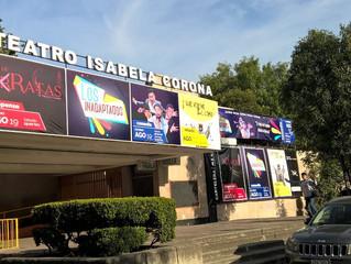 El productor Sergio Arroyo reactiva la cartelera del Teatro Isabela Corona con diversos géneros - Ca