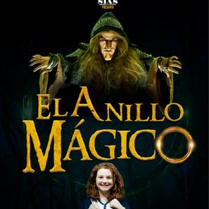 El Anillo Mágico - Poster Oficial