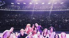 Con lleno total en el teatro Morelos se despide Carrie el Musical México.