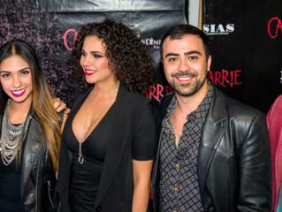 """Estreno y Alfombra Roja de """"Carrie el Musical"""" Teatro NH - (FOTOS)"""