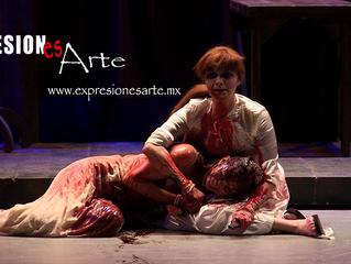 "Grandioso final de ""Carrie el Musical"" - ExpresiónEsArte"