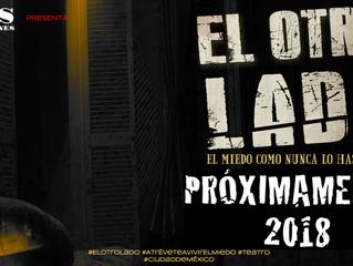 """Preparan película de """"El Otro Lado"""""""