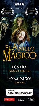 Banner El Anillo Mágico