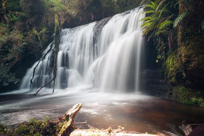 Waipohatu Waterfall