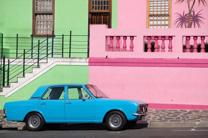Bo-Kaap, Capetown